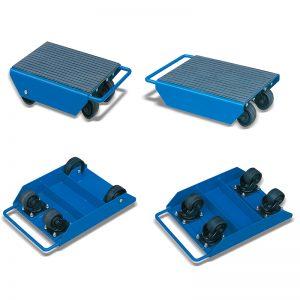 SC104 svingbare rulleskøyter