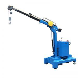 FEC450 full elektrisk hydraulisk løftekran