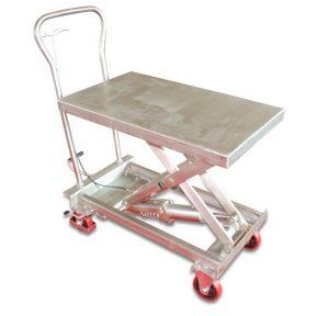 BSS10 løftebord i rustfritt stål