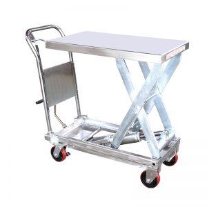 YSG35D løftebord i rustfritt stål